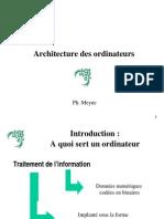 Architecture Pc
