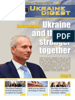 Ukraine Digest. Issue 21 (September 20, 2013)