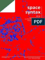 Space Syntax description