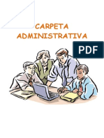 CARPETA ADMINSITRATIVA