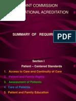3. JCI Requirements