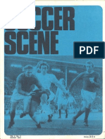 Soccer Scene 1972 March