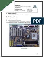 FICHA 1.3.1 Localizar Componentes en La Placa Base