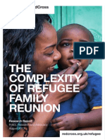 The complexity of refugee family reunion