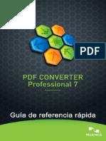 PDF Converter Pro Guía rápida.