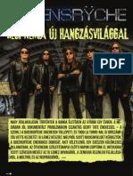 Queensrÿche interview 2013 (Hungarian)