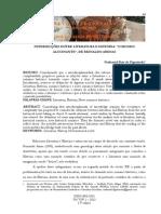 FIGUEIREDO, Nathaniel Reis de Figueiredo. Intersecções entre literatura  história em O mundo alucinante de Reinaldo Arenas