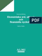 Ekonomiska Ord