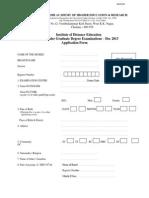 Ug ApplicUG_APPLICATION_FORMation Form