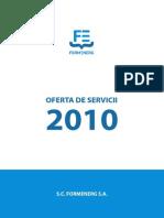 Oferta Formenerg 2010