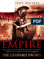 Empire 04 - The Leopard Sword