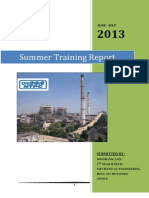 Ntpc Report FOR MECHANICAL ENGG