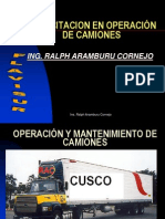 CAPACITACION EN OPERACIÓN DE CAMIONES.ppt