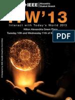 ITW13 - Hardware Trojans - IEEEAlexSB