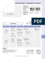 P057 061 Refrigerator Switches