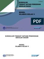 SILABUS KELAS V  BSNP.doc