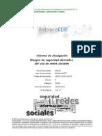 Riesgos de Seguridad en Redes Sociales