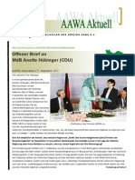 Aawa Aktuell Nr. 72 - September 2013