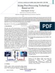 The NC Machining Post-Processing Technology Based on UG