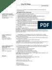 lisas resume published