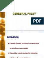Kuliah Cerebral Palsy