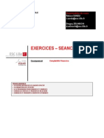 exercices comptables