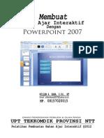 Modul Powerpoint 2007 Slide Master