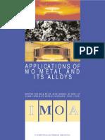 Applications Mo Metal
