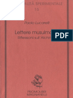 Paolo Lucarelli - Lettere Musulmane