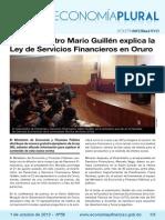 Boletín Economía Plural N° 56