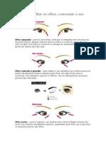 Como Maquilhar Os Olhos