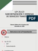 Presentacion Subcontratacion 12 06 Mutual