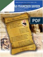 Informativo paroquial São Francisco Xavier – OUT/2013