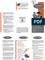 Agecu Loan Brochure