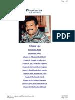 Pirabakaran Front Page
