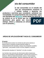 Analisis Del Consumidor - Clase 1