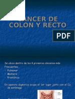 Cancer Colon y Recto