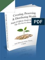 Wealth Creation Book