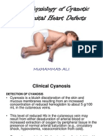 Pathophysiology of Cyanotic Congenital Heart Defects