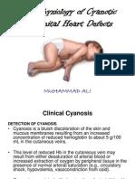 Pathophysiology of Cyanotic Congenital Heart Defects