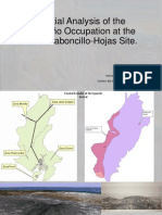 Spatial Analysis of the Manteño Occupation at the