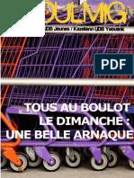 Koulmig 24 - Travail Le Dimanche
