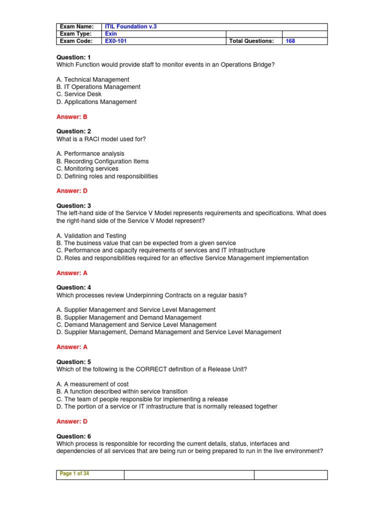 Ex0 101 v1 itil business process xflitez Image collections