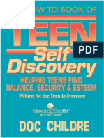 Teen Self Discovery