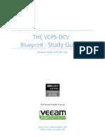 The Vcp5 Dcv Blueprint Studyguide Veeam Color