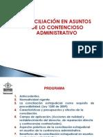 Conciliacion Extrajudicial Ante La Procuraduria