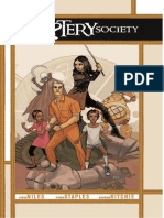 Mystery Society Deluxe HC Preview