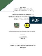 Laporan PKL 2