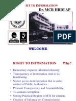 Rti Public Sector