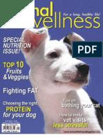 Animal Wellness Magazine February.march.2006